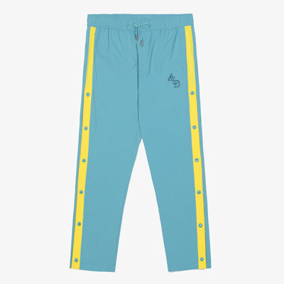 WARM-UP TRACK PANTS - TEAL