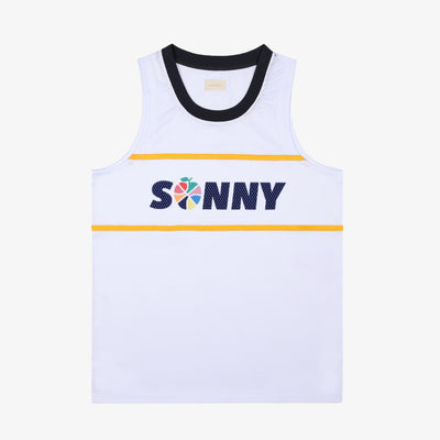 SONNY NEW YORK JERSEY-WHITE