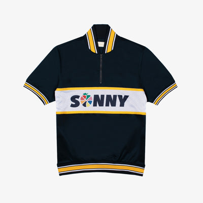 SONNY NEW YORK WARM-UP JERSEY-NAVY