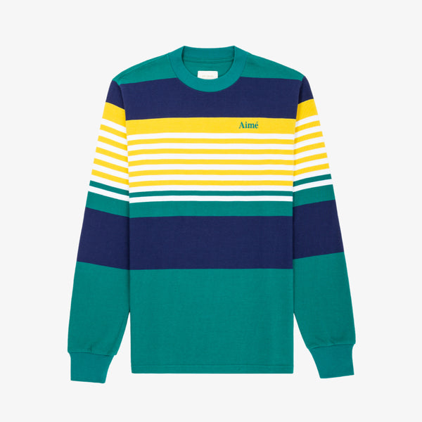 RETRO STRIPED LONG SLEEVE