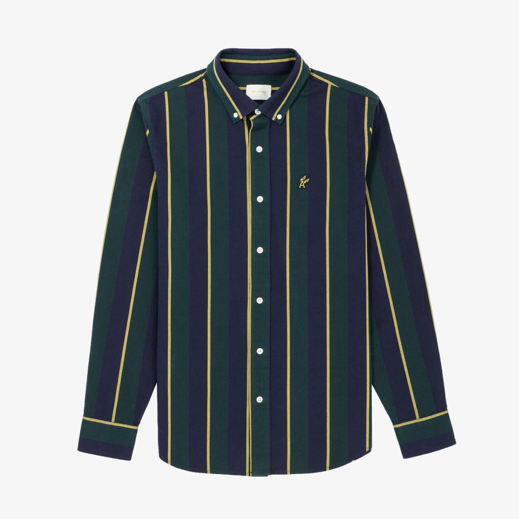 STRIPED A-WING OXFORD