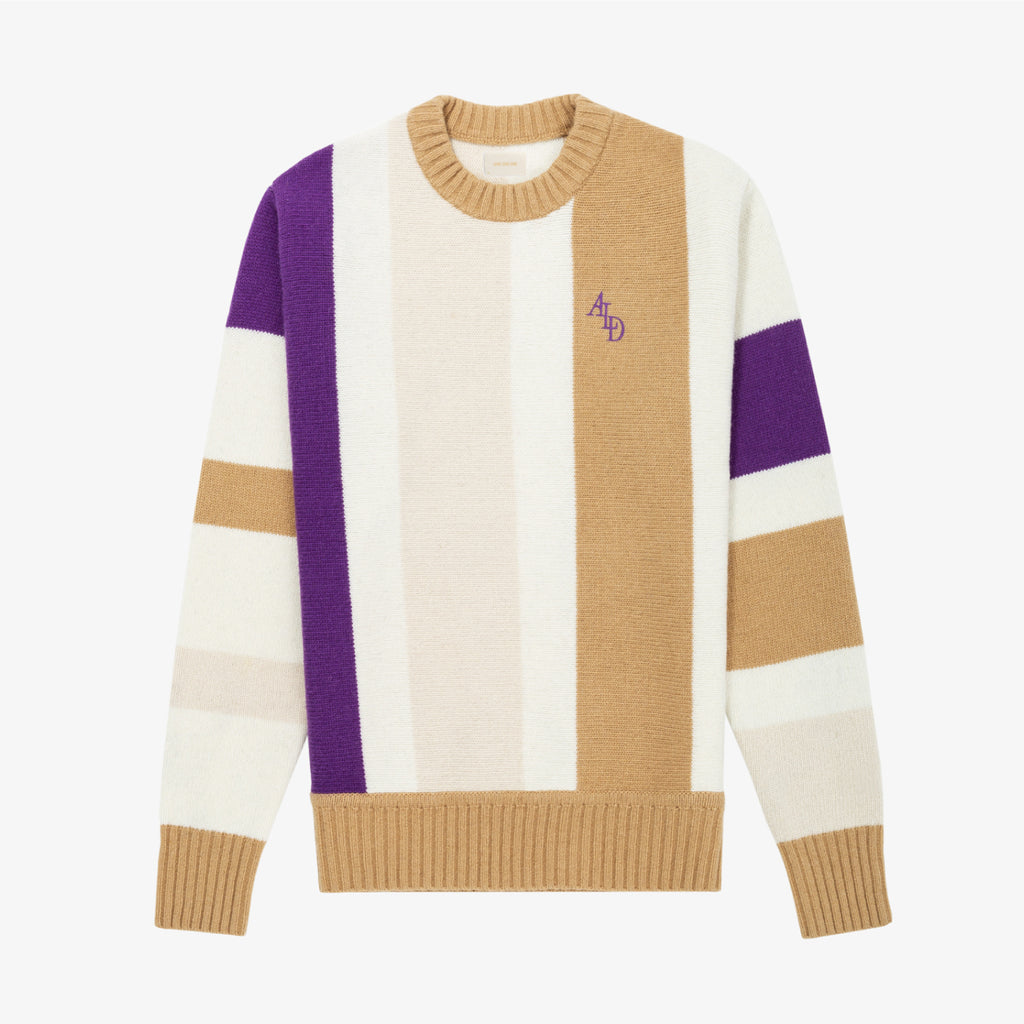 MONOGRAM KNIT SWEATER