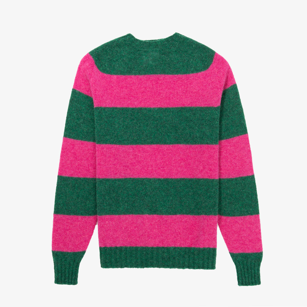 WOOL STRIPED SWEATER