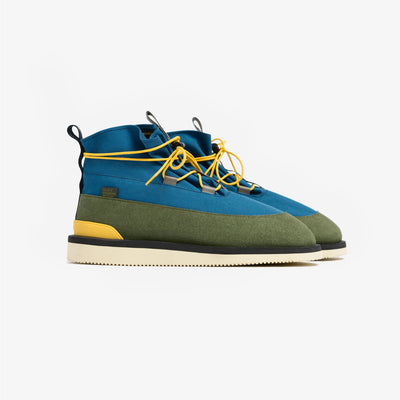 HOBBS BOOT - BLUE - Shoes Aimé Leon Dore