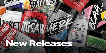 NEW RELEASES | Nutrishop Mountain View