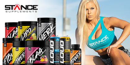 STANCE SUPPLEMENTS | Nutrishop Mountain View