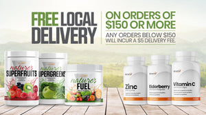 Nutrishop Local Delivery