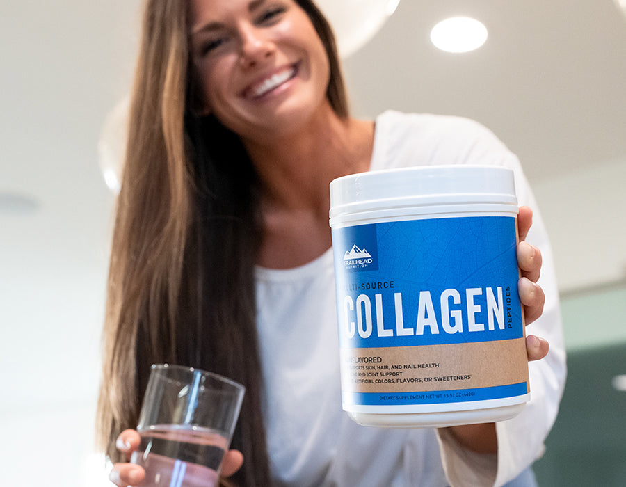 COLLAGEN PEPTIDES from Trailhead Nutrition