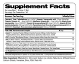 FEM-FIRE™ Supplement facts