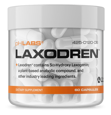LAXODREN™, MUSCLE OPTIMIZERS, PH LABS