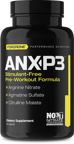 ANX-P3™, MUSCLE OPTIMIZERS, FORZAONE PERFORMANCE NUTRITION