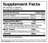 ANX-P3™ Supplement facts