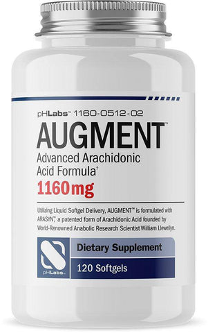 AUGMENT™, MUSCLE OPTIMIZERS, PH LABS