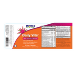 Daily Vits™ Veg Capsules - Nutrishop Mountain View