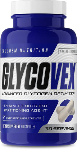 GLYCOVEX™, MUSCLE OPTIMIZERS, EVOCHEM NUTRITION