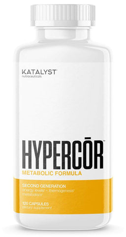 HYPERCOR™, WEIGHT MANAGEMENT & THERMOGENICS, KATALYST NUTRACEUTICALS