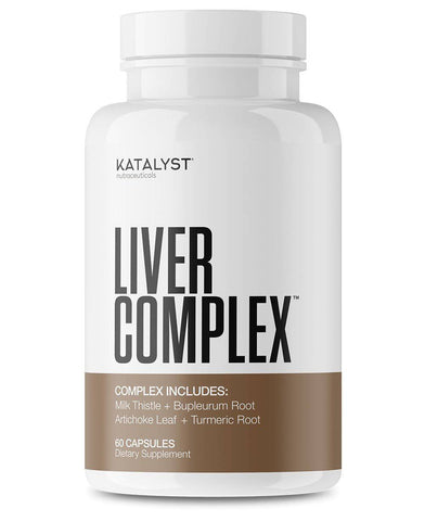 LIVER COMPLEX™, VITAMINS & GENERAL HEALTH, KATALYST NUTRACEUTICALS