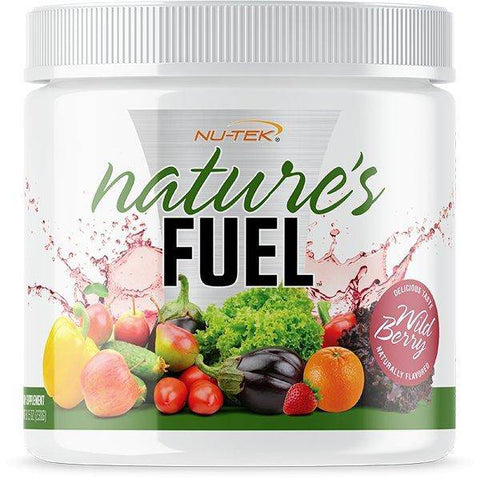 NATURE'S FUEL™, VITAMINS & GENERAL HEALTH, NU-TEK NUTRITION