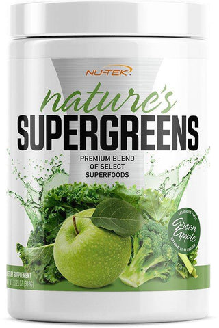 NATURE'S SUPERGREENS™