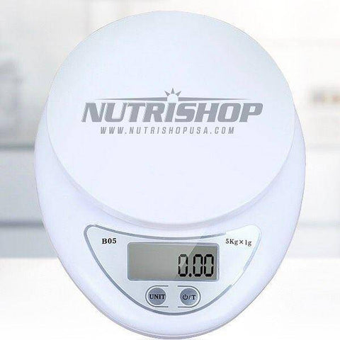 Nutrishop Electronic Kitchen Scale