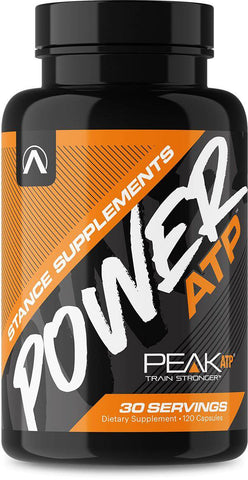 Power ATP™, MUSCLE OPTIMIZERS, STANCE SUPPLEMENTS