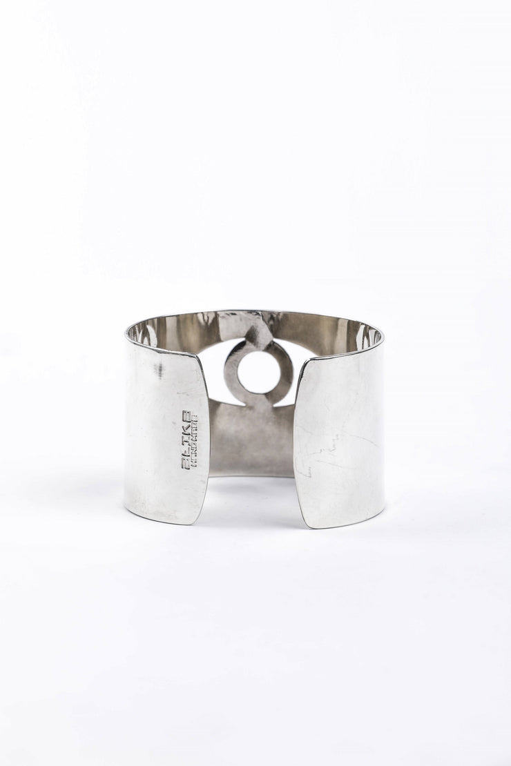Silver cuff - Couscous Connection
