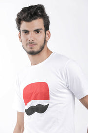 White T-shirt Chachia Collection - Couscous Connection