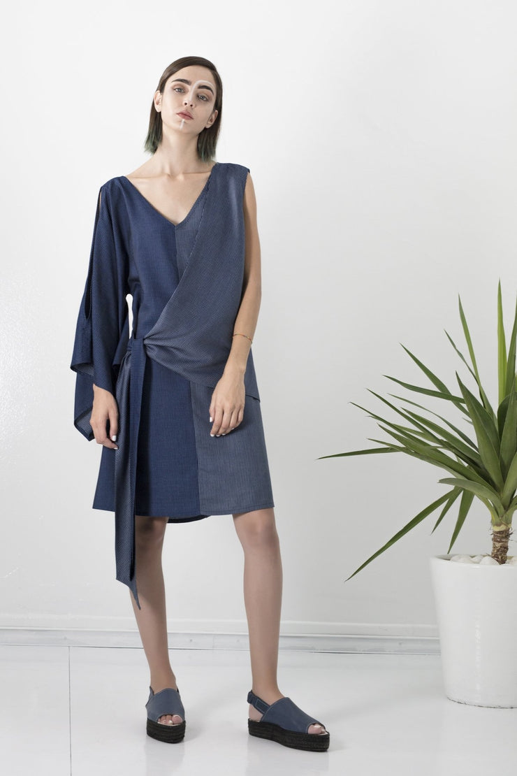 Asymmetrical Kyoto Dress - Couscous Connection