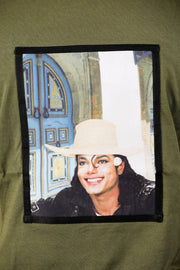 Michael Jackson Green T-Shirt - Couscous Connection
