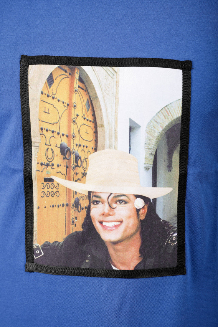 Michael Jackson Blue T-Shirt - Couscous Connection