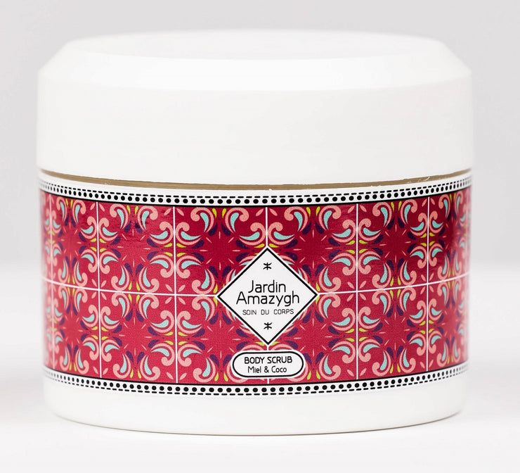 Body Scrub 250g - Couscous Connection