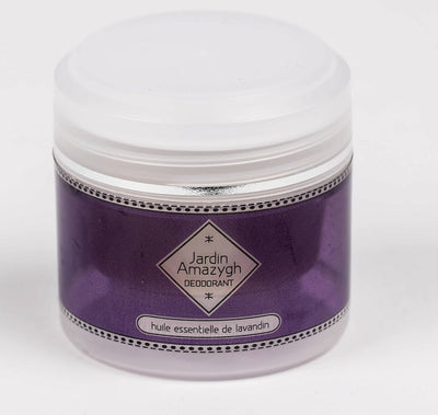 Cream Deodorant With Lavender Essential Oil - Couscous Connection