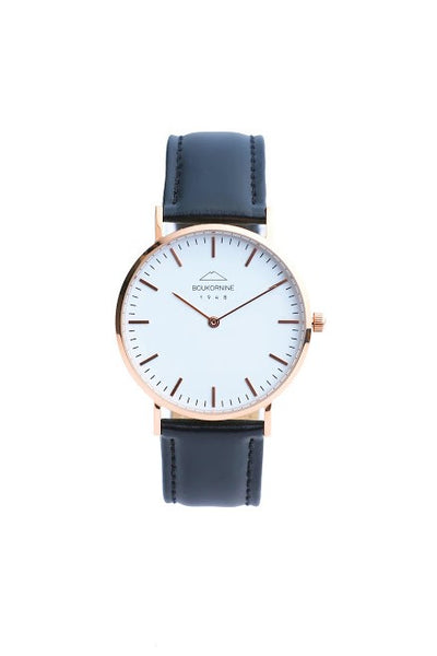 Rose Gold Watch - Couscous Connection