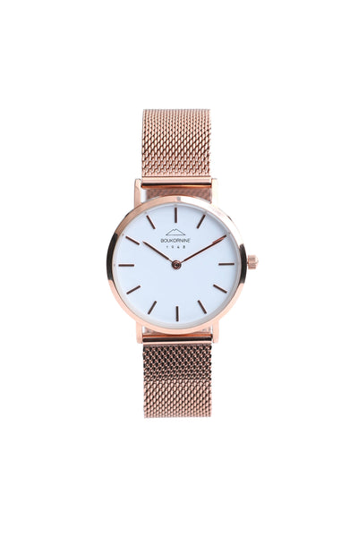 Rose Gold Milanese Watch - Couscous Connection