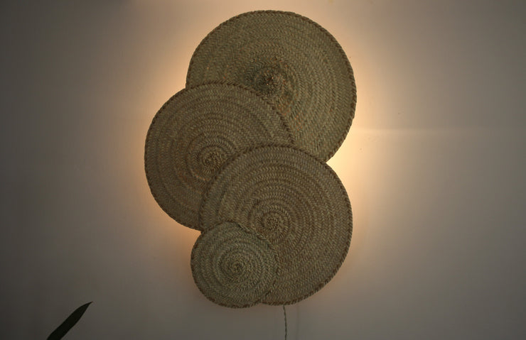 MIRAÏ Wall Lamp - Couscous Connection