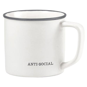 Anti-Social Mug - The Fond Home