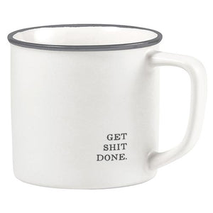 Get It Done Mug - The Fond Home