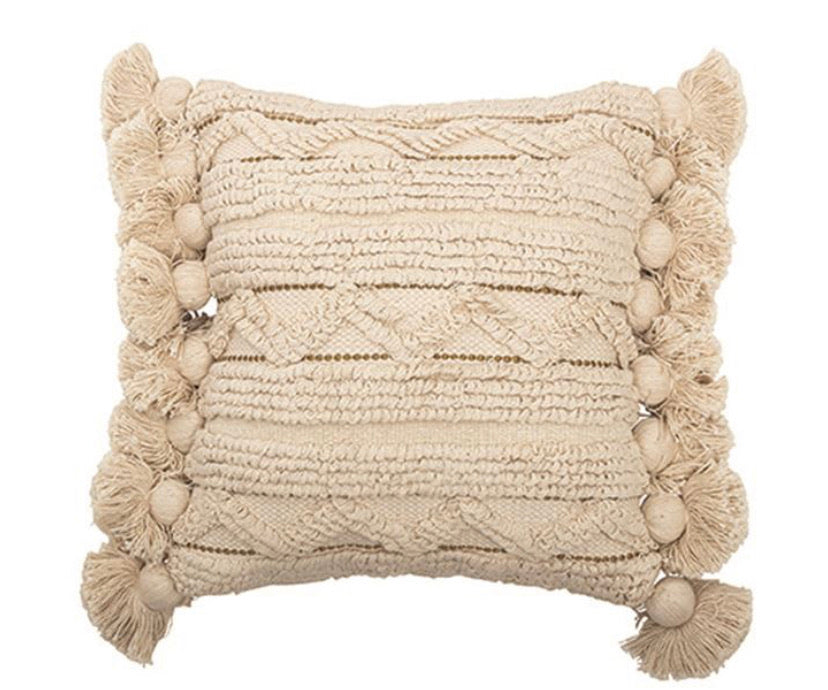 Pillow Looped Pillow - The Fond Home