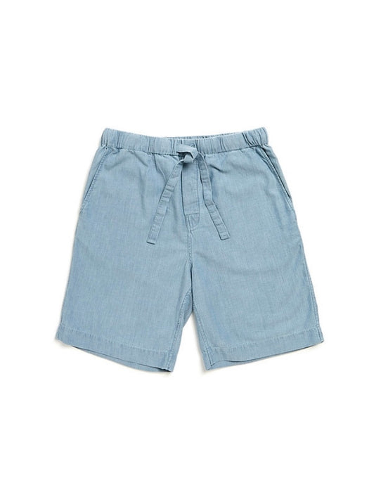 DBL POCKET BUTTONDOWN SHIRT / SAGE GREEN