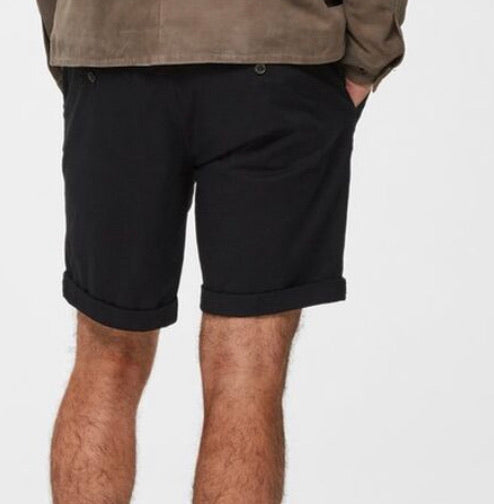 PARIS SHORTS / BLACK