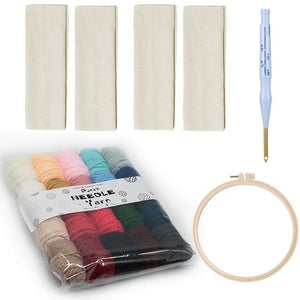 EXTRA LARGE Complete Punch Needle Kit