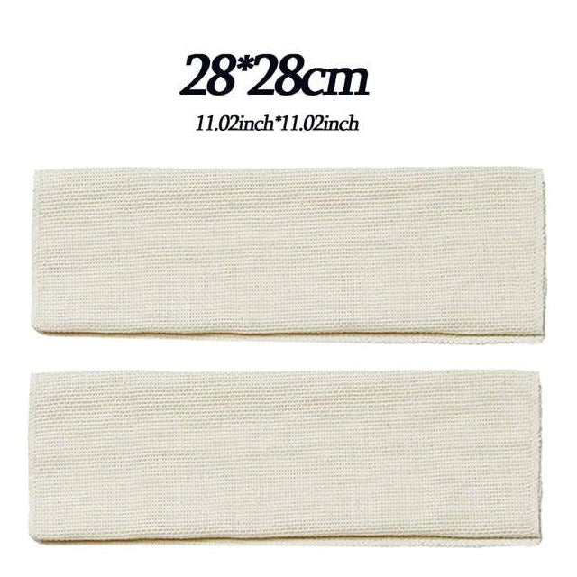 2x Linen Punch Needle Material