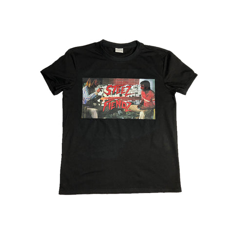 BLOW Mania T-Shirt (Black)