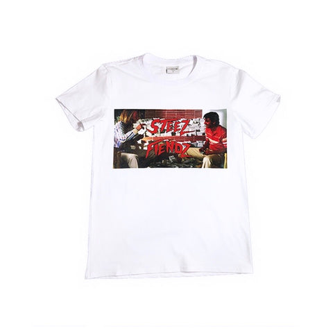 BLOW Mania T-Shirt (White)