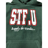 STF.U Winter Supply Hoodie