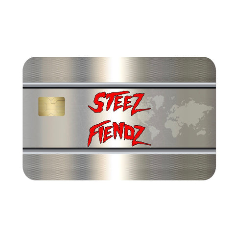 Platinum Steez Card