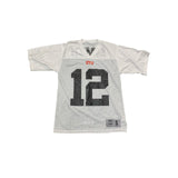 Retro Grid Iron Jersey