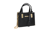 Mylinda Mini Black Handbag