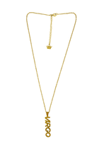 Load image into Gallery viewer, Virgo Zodiac Nameplate Necklace