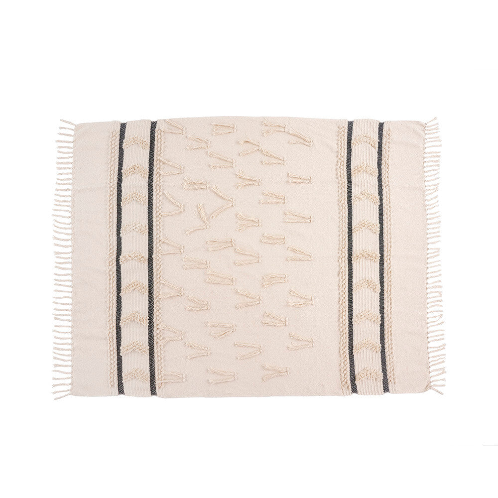 Tufted Boheme Throw